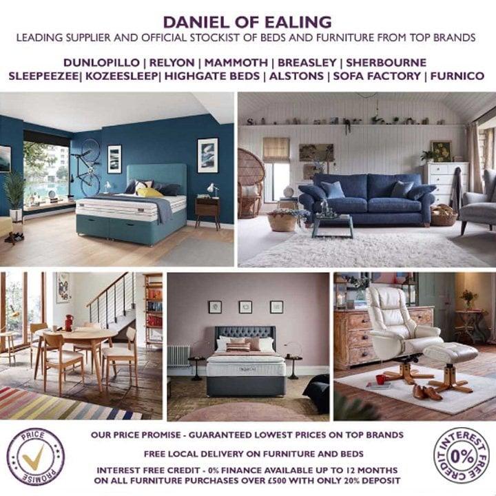 Ealing, Daniels Home Furniture